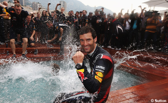 Webber Mónaco